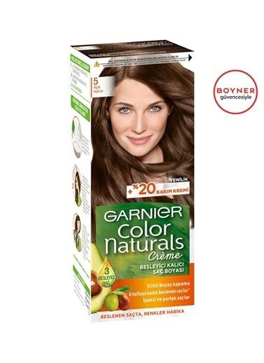 Garnier Garnier Color Naturals 5 Kahve Saç Boyası Renksiz